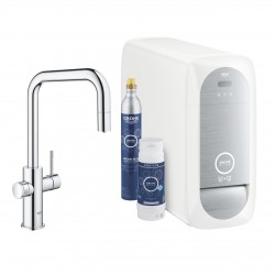 GROHE Blue Home Starter kit caño en U