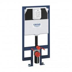 Rapid SL Módulo para WC con cisterna de 80 mm, altura de instalación 1,13 m.