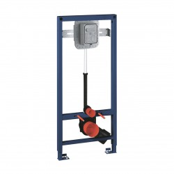 Rapid SL Módulo para WC con fluxor, altura de instalación 1.13 m.