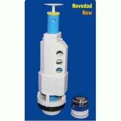 MECANISMO DE DESCARGA SIMPLE CON PULSADOR + ADAPTADOR T-281 NS HIDROTECNOAGUA 50873