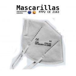 MASCARILLA FFP 2 BLANCA