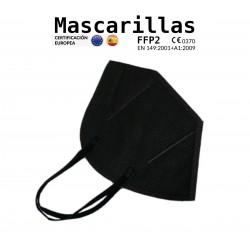 MASCARILLA FFP 2 NEGRA
