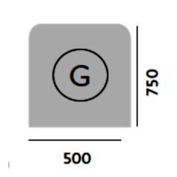MODULO G  500 x 750 sin ventana